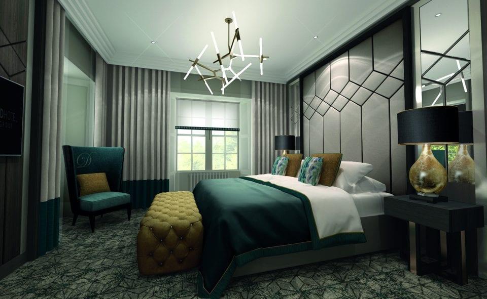 Dalmeny Honeymoon Suite