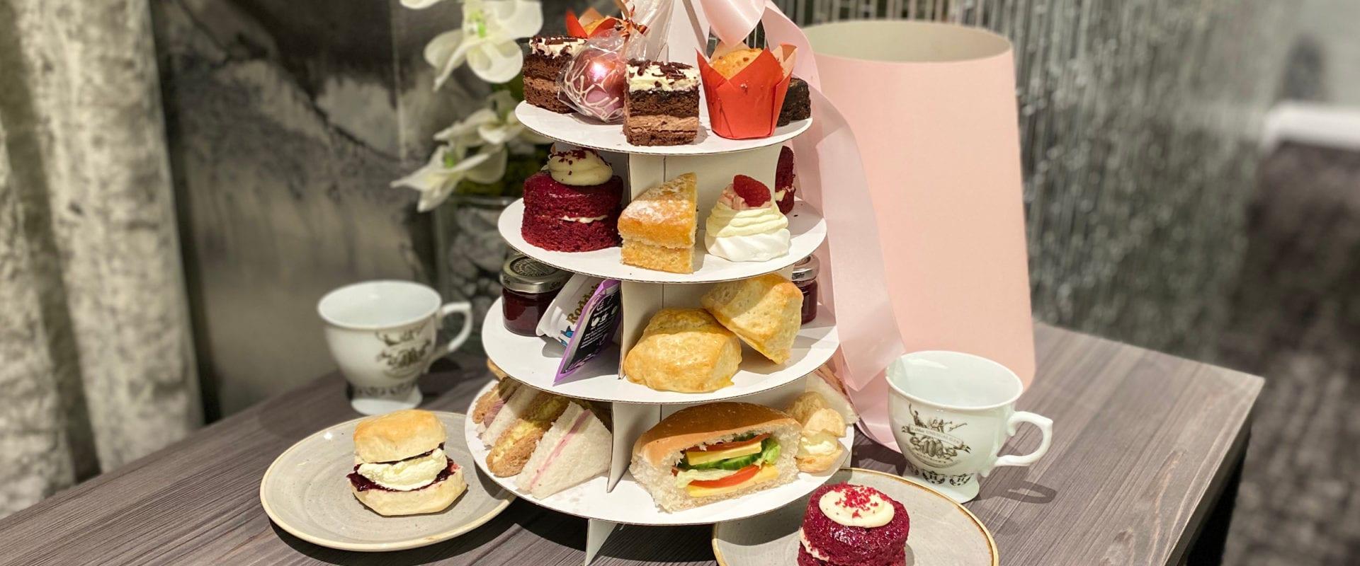 Dalmeny Hotel Mothers Day Dine At Home 2021 Website Header