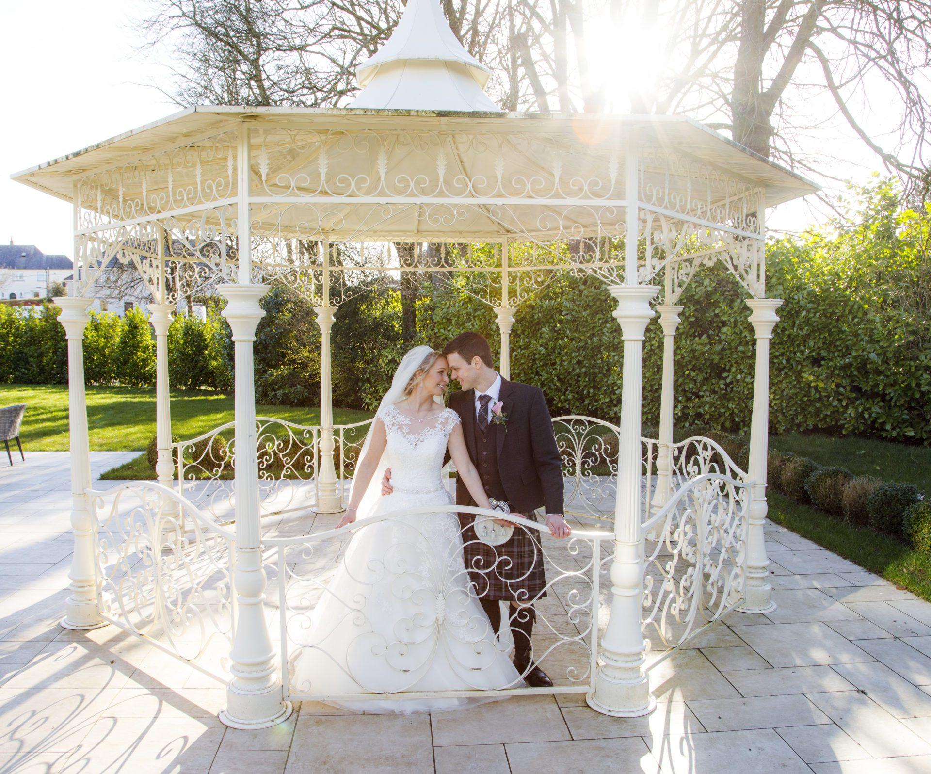 Dalmeny Wedding Photo